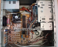 С/Б Intel  2400 MHz